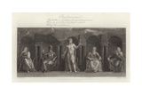 Pandemonium Giclee Print by Thomas Stothard
