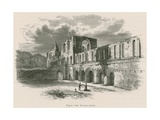 Furness Abbey, from the South-West Giclee Print by Alexander Francis Lydon
