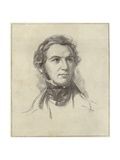 William Ewart Gladstone Giclee Print by George Richmond