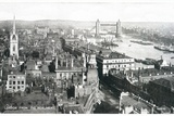 View of London from the Monument Photographic Print