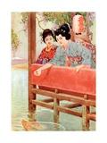 Japanese Women Giclee Print