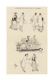 L'Emancipation De La Femme Giclee Print by Albert Guillaume