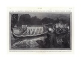 After the Olympic Regatta Giclee Print by Frederick Pegram
