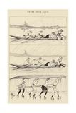 Entre Deux Eaux Giclee Print by Albert Guillaume