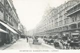Harrods Store on Brompton Road Photographic Print