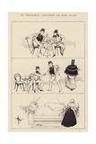 Le Veritable Coucher De Don Juan Giclee Print by Albert Guillaume