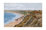 Filey, from the North Giclee Print by Alfred Robert Quinton