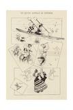Ce Qu'On Appelle Se Reposer Giclee Print by Albert Guillaume