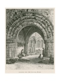 Furness Abbey, Looking into the Chapter House Giclee Print by Alexander Francis Lydon