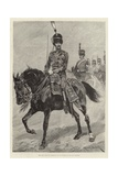 The Late Duke of Clarence Giclee Print by Richard Caton Woodville II