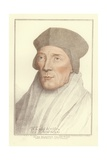 John Fisher, Bishop of Rochester Impression giclée par Hans Holbein the Younger