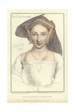 The Lady Ratcliffe Giclee Print by Hans Holbein the Younger