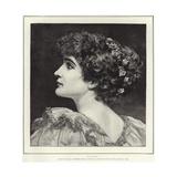 Lucille, by Herbert Schmalz Giclee Print by Herbert Gustave Schmalz