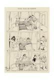 Pour Plus De Surete Giclee Print by Albert Guillaume