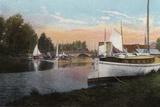 Wroxham Bridge Photographic Print