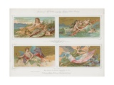 Box Labels for Messrs Blondeau Et Cie Giclee Print
