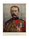Lord Kitchener of Khartoum Giclee Print by Alexander Bassano