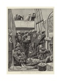 The Impending War in Eastern Asia Giclee Print by Richard Caton II Woodville