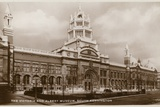 The Victoria and Albert Museum, South Kensington, London Photographic Print