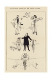Guerison Radicale En Trois Jours Giclee Print by Albert Guillaume
