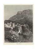 Monaco Giclee Print by Alexandre Calame