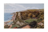 Holywell Retreat, Eastbourne Giclee Print by Alfred Robert Quinton
