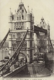 The Tower Bridge - Looking North - London Photographic Print