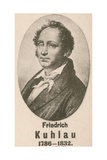 Friedrich Kuhlau Giclee Print