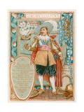 The Dutchman Giclee Print by Walter Crane
