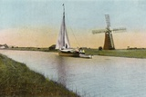 On the Thurne Photographic Print