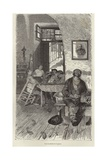 An Inn in Lugano Giclee Print by Franz Skarbina