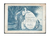 Palin, Wholesale and Retail Mercer, Trade Card Giclee Print