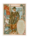 The Englishman Giclee Print by Walter Crane