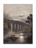 The Express Galop Giclee Print by John Brandard