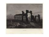 Palmyra Giclee Print by John Douglas Woodward