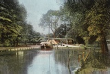 Mills Staithe, Ranworth Photographic Print