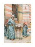 The Sweetmeat Seller Giclee Print by James Shaw Crompton