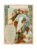 Other Suitors Giclee Print by Walter Crane
