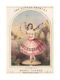 The Little Fairies Giclee Print by John Brandard