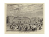 The Opening of Keble College, Oxford Giclee Print