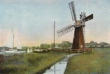 Morning Mill Photographic Print