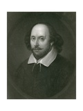 William Shakespeare Giclee Print