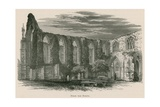 Bolton Priory, from the North Giclee Print by Alexander Francis Lydon