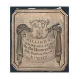 Trade Card, Milliken Giclee Print