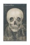 L'Amour De Pierrot Giclee Print