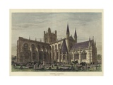 Chester Cathedral Giclee Print by Samuel Read