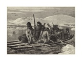 The American Franklin Search Expedition Giclee Print
