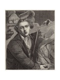 James Barry Giclee Print by James Barry