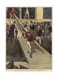 The International Boat Race Giclee Print by Edward John Gregory
