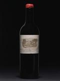 Chateau Lafite Rothschild, Vintage 1870, Pauillac, 1Er Cru Classe, in a Hand-Blown Bottle Photographic Print